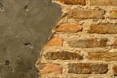 在墙壁的砖 库存照片