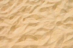 在夏天太阳的美好的海滩沙子 库存图片