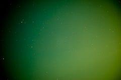 在夜空的抽象星 免版税图库摄影