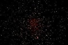在夜空,图象星背景纹理的星 库存图片