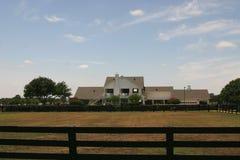 在大农场southfork附近的达拉斯 库存照片