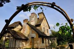 在大别墅de凡尔赛的哈姆雷特 免版税图库摄影