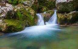 在大峡谷的小瀑布, 库存照片