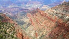 在大峡谷的惊人的秀丽 免版税库存图片