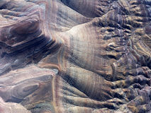 在大峡谷的看法 库存照片