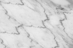 在大理石石地板纹理背景的特写镜头表面抽象大理石样式在黑白口气 图库摄影