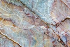 在大理石石纹理背景的线曲线 库存照片