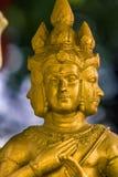 在大菩萨,查龙,普吉岛,泰国的雕象 库存图片
