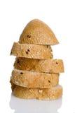 在大面包上添面包 图库摄影