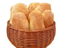 在大面包上添面包 免版税图库摄影