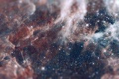 在大麦哲伦星系星系的地区30 Doradus谎言 库存图片