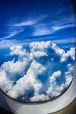 在天空之上 图库摄影