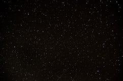 在天空的星 库存照片