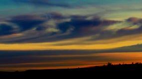 在天空的梦想 图库摄影