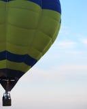 在天空的气球 免版税图库摄影