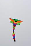 在天空的风筝 库存图片
