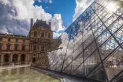 在天窗在巴黎,法国 库存照片