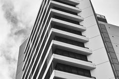 在奥林匹克公园的高公寓,悉尼,澳大利亚 库存照片