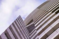 在奥林匹克公园的高公寓,悉尼,澳大利亚 免版税库存照片