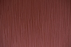 在奶油色背景的桃红色线纹理 库存照片