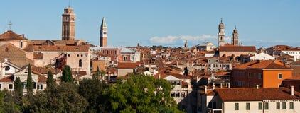 在威尼斯上 图库摄影