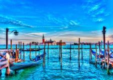 在威尼斯在意大利 图库摄影