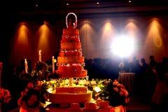 在婚礼 免版税库存照片