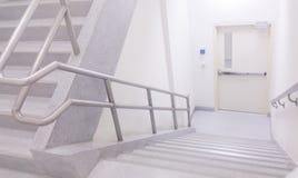 在官员的楼梯间 免版税图库摄影