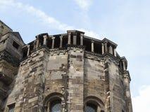 在实验者,德国的城堡塔 免版税库存图片