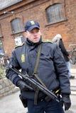 在害怕的COPENHAGEN_NOT的恐怖 免版税图库摄影