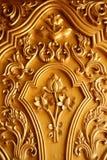 在寺庙的条纹 免版税库存照片