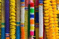 在寺庙的装饰 免版税库存照片