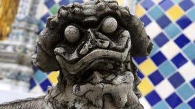在寺庙,泰国的艺术 库存照片