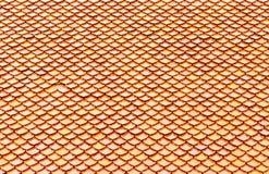 在屋顶的摘要 免版税图库摄影