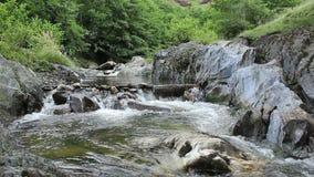 在山河的小测流堰 股票视频