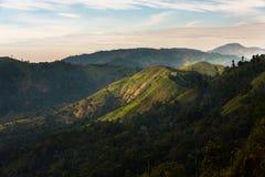 在山的光 图库摄影