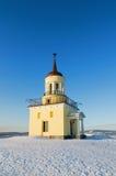 在山顶部的塔 免版税图库摄影