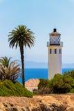 在岩石的灯塔,洛杉矶,加利福尼亚 免版税库存图片