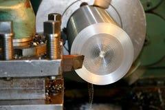 在工具的生产工作 免版税库存照片