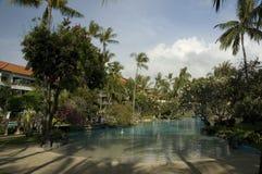 在巴厘岛印度尼西亚附近 库存照片