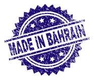 在巴林邮票封印被构造做的难看的东西 皇族释放例证