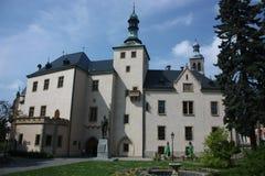 在布尔诺防御Spilberk 免版税图库摄影