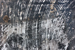 在帆布的沥青质地污点 库存照片