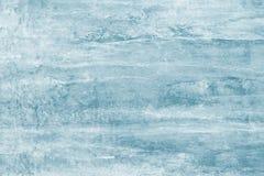 在帆布的浅灰色的蓝绿色油漆污点 与灰色污点的抽象例证在软的背景 创造性的艺术性的背景 免版税库存照片