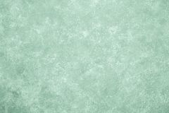 在帆布绘的绿色纹理 免版税库存照片