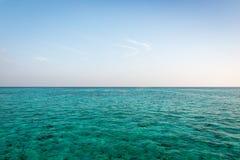 在度假在热带 免版税库存图片