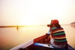 旅行照片 免版税图库摄影