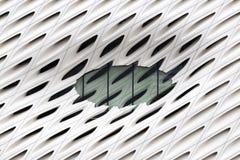 在建筑学的样式 库存照片