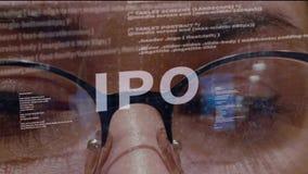 在开发商背景的IPO文本  影视素材