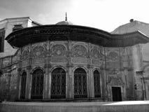 在开罗穆斯林的坟茔 库存照片